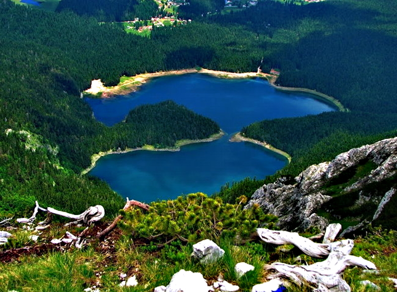 all about DURMITOR (Visit Montenegro Book 7)