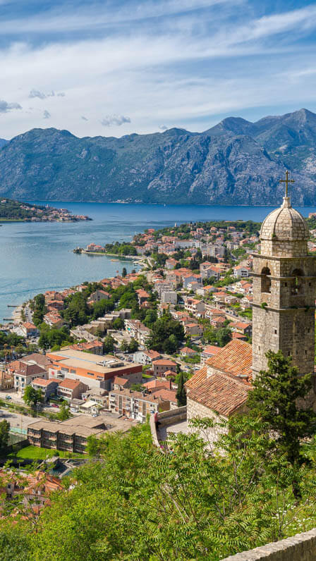 Kotor Shore Excursions by Land