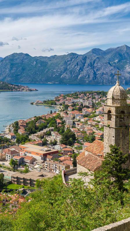 Private Tour: Kotor, Perast and Budva
