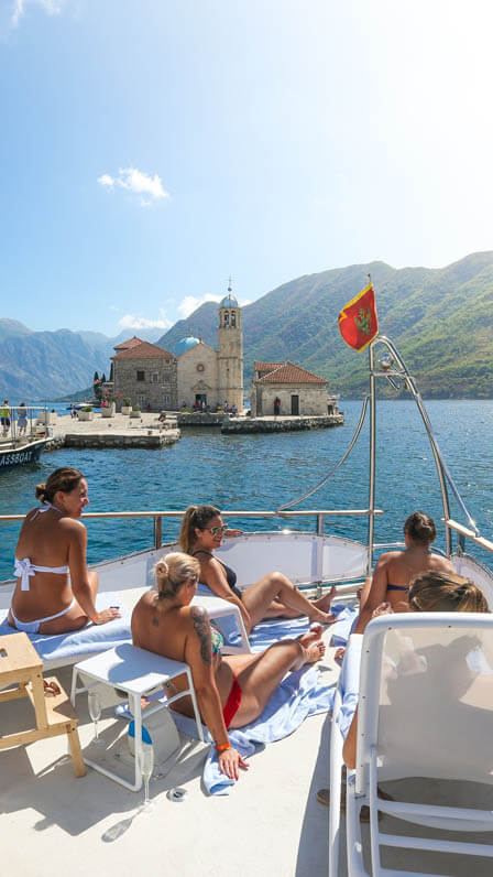 Private Tour Kotor Bay Cruise