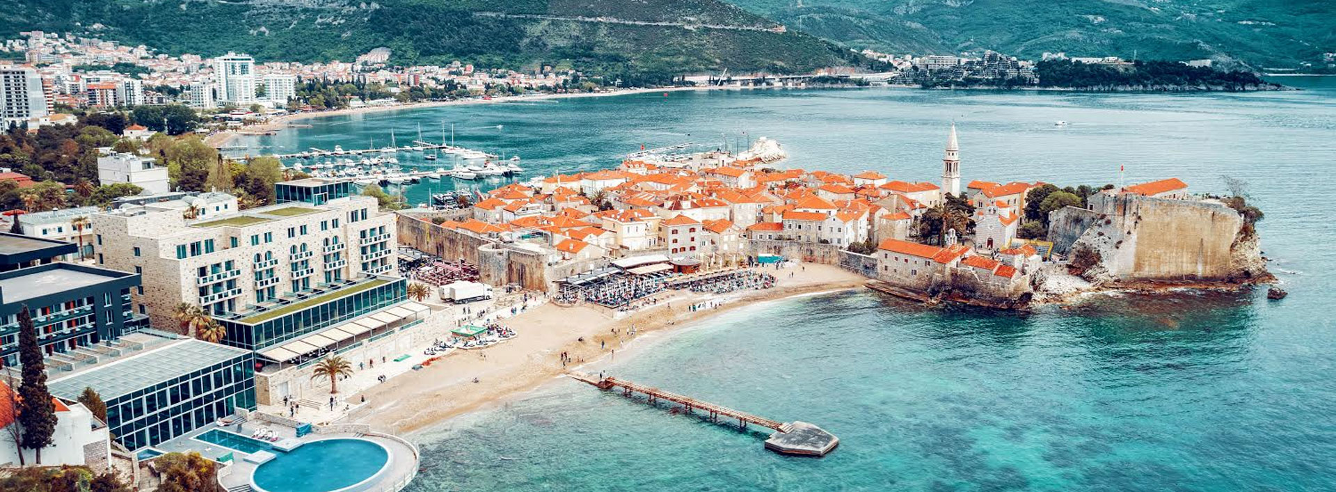DAY 1. Welcome to Budva - Queen of Montenegro tourism