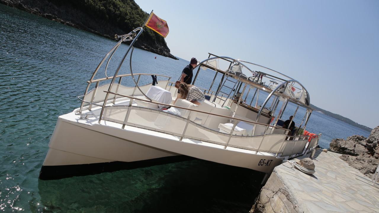Boka Bay Cruise